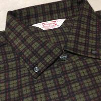 1960's PIGRIM Flannel L/S Shirt Deadstock