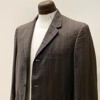 1960's PENNEY'S Seersucker Tailored Jacket