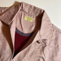 1950's Monterey Pullover Flannel L/S Shirt Deadstock