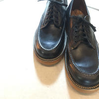 1950's BAMBO SENIORS Leather Shoes Deadstock