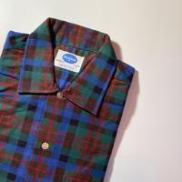 1960's PILGRIM Flannel L/S Shirt Deadstock