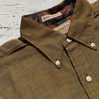 1960's HACKETT'S L/S Shirt
