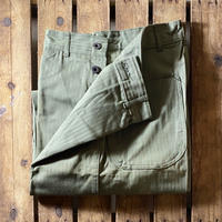 1940's USMC P-41 Herringborn Trousers Deadstock