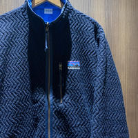 2000's〜 Patagonia Woolie Fleece Reversible Jacket