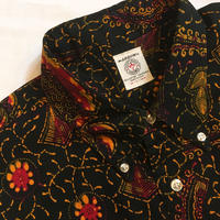 1960's ARROW Batik S/S Shirt