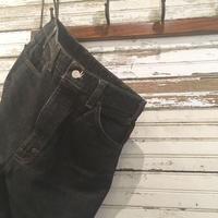 1990's Levi's 505 Black Denim Pants