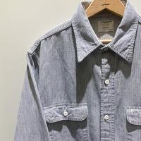 1970's BIG MAC Hickory L/S Shirt