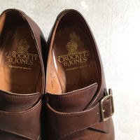 1990〜00's CROCKETT&JONES Leather Shoes