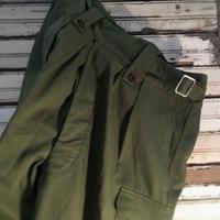 1960's Australian Army Gurkha Trousers
