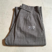 1940's Swedish Prisoner Trousers