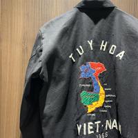1960's VIET-NAM Souvenir Jacket