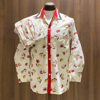 1950's TEXTRON Pajama L/S Shirt