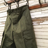 1960's French Army M-47 Trousers Deadstock