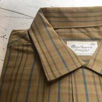 1960's Marlboro L/S Shirt Deadstock