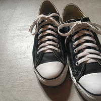 1990's CONVERSE ALL STAR Low Navy Leather