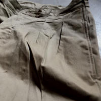 1950〜60's French Army Short Pants Deadstock