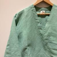 1980's〜 Hungarian Military Sleeping Shirt Deadstock
