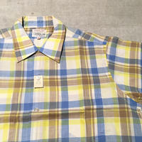 1960's J.SVOBODA SONS S/S Shirt Deadstock