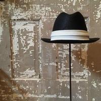 1950〜60's DOBBS Straw Hat Deadstock