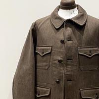 1950's L'AGRICULTEUR Pique Hunting Jacket Deadstock
