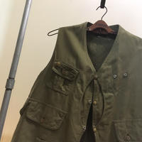 1960's American Field Fishing Vest