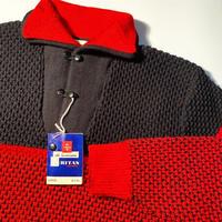 1960's PURITAN Wool Sweater Deadstock