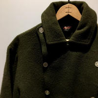 1960's Wool Rich Pullover Wool L/S Shirt