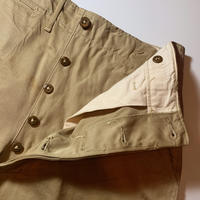 1940's US.ARMY M-43 Chino Trousers