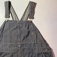 1940〜50's Unknown Hickory Overall