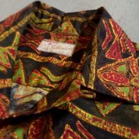1950〜60's Ross Sutherland Cotton Hawaiian