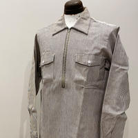 1960's〜 Lee Hickory Pullover L/S Shirt Deadstock