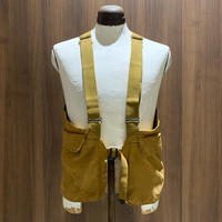1950〜60's American field Hunting Vest