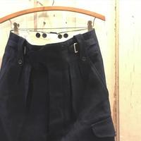 1950〜60's Royal Navy Wool Trousers Deadstock