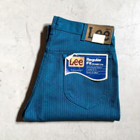 1980's Lee Stripe Pants Deadstock