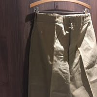 1970's US.ARMY Chino Trousers Deadstock