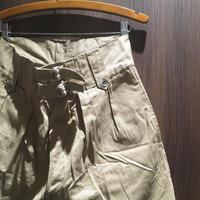 1940's British Army Gurkha Short Pants Deadstock
