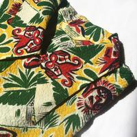 1950's Pilgrim Seersucker S/S Shirt Deadstock