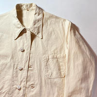 1950's Frnench Military Hospital Jacket
