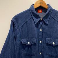 1950〜60's Dickies Denim L/S Shirt