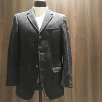 1960's Unknown Harris Tweed Tailored Jacket