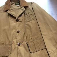 1940〜50's The FEATHER By Drybak Poplin Hunting Jacket Deadstock
