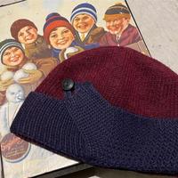 1920's〜 Eagle Knitting Mills  Inc. Knit Cap Deadstock