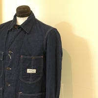 1960's Powr House Denim Coverall
