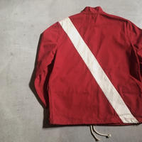 1960's LOCKED IN SPORTS Cotton Blouson