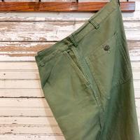 1950's〜 USMC P-58 Cotton Trousers