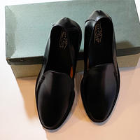 1960's CITY CLUB Leather Shoes Deadstock