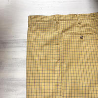 1960's KOTZIN CO. Tapered Pants