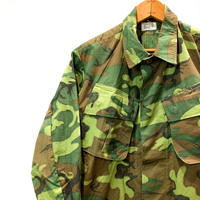 1960's US.ARMY ERDL Jungle Fatigue Jacket Deadstock
