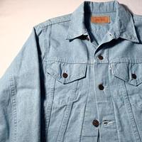 1980's Levi's 70506 Chambray Jacket