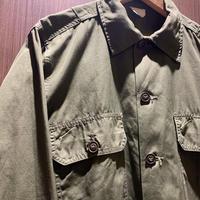 1960's Unknown Poplin Utility Jacket
